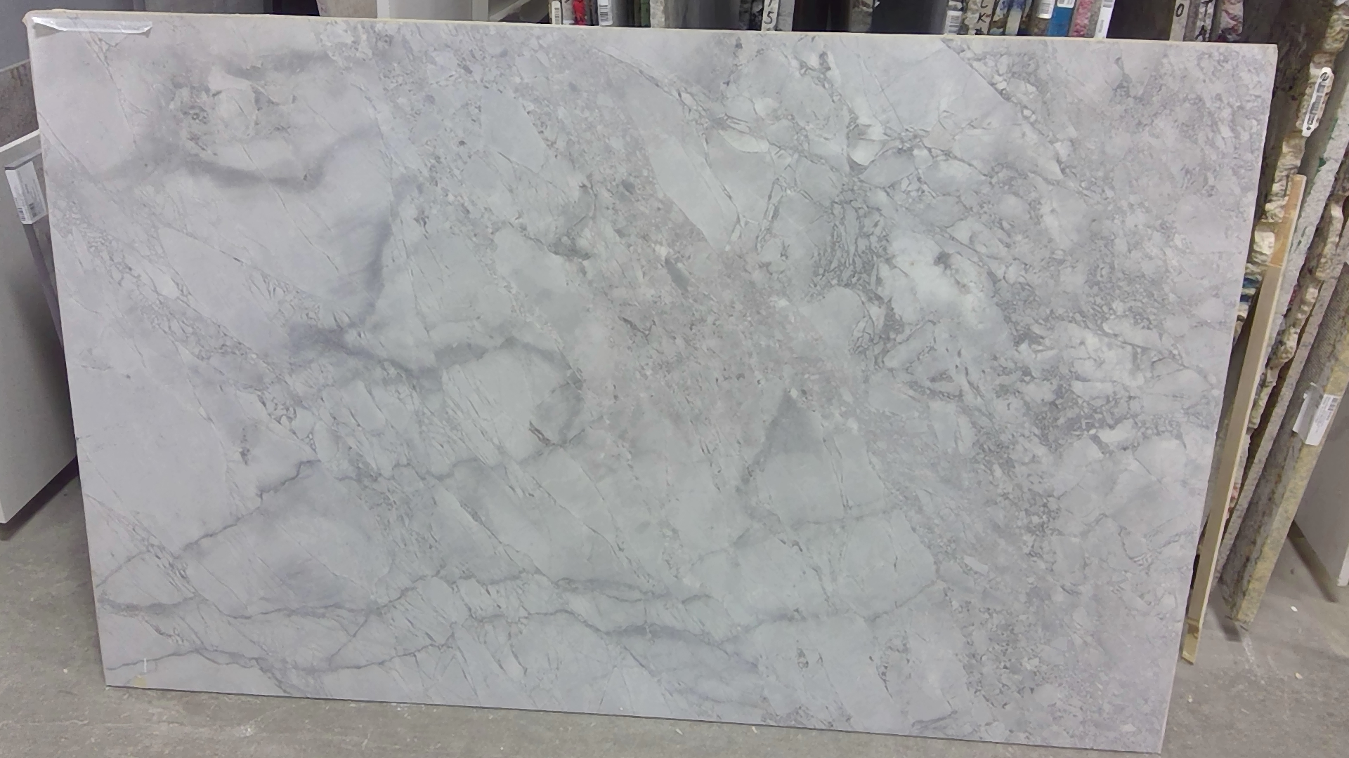 Super White Calacatta Quartzite 2cm Natural Stone